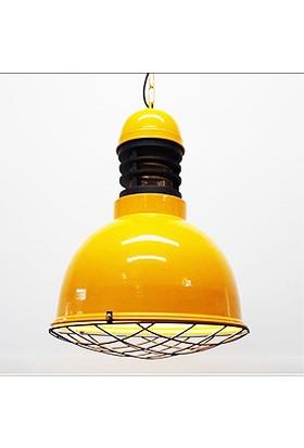 Seldur Dekoratif Sarkıt Sarı PM-1010