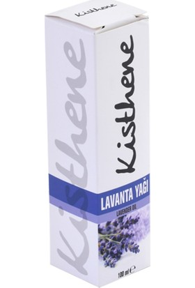 Kisthene Lavanta Yağı, 100ML