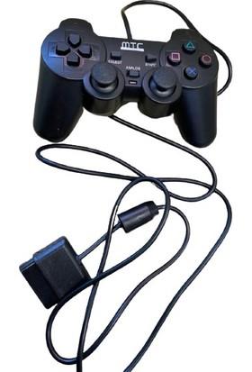 Mtc Ps2 Oyun Kolu Ps2 Wıreless Controller Ps2 Joystick Ps2 Pc Gamepad MT391