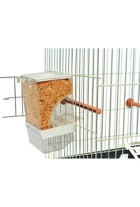 Quik Kuşlar Için Akıllı Yemlik Kutulu