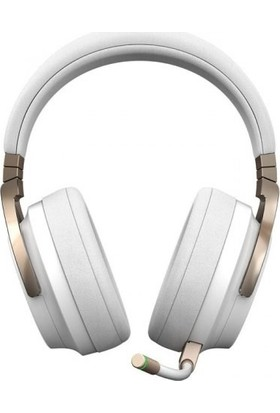 Corsair Virtuoso Rgb CA-9011224-EU Kablosuz Mikrofonlu Oyuncu Kulaklığı Beyaz
