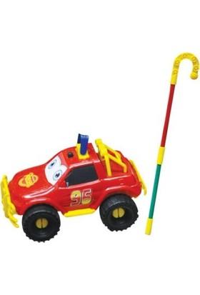Bayraktar Plastik 508-BP Sopalı Jeep