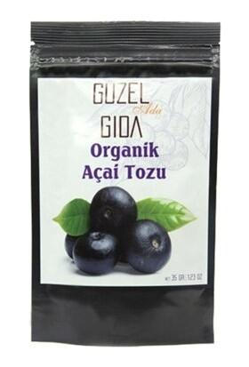 Güzel Gıda Organik Açai Yulaf Paketi 335 gr