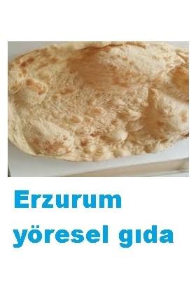 Erzurum Yöresel Gıda Erzurum Yöresel Gıda-Köy Tandır Lavaş Ekmeği 10 Lu