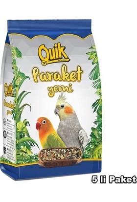 Quik Paraket Yemi 750 gr