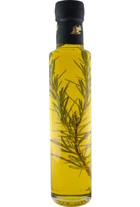 Troyida Naturel Biberiye Çeşnili Sızma Zeytinyağı Cam Şişe 250 ml