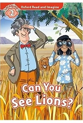 Can You See Lions-Imagine 2