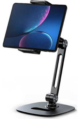 """Fibaks Telefon ve Tablet Standı Wiwu ZM302 Tutucu 4.7"""" - 13"""" Inç"""