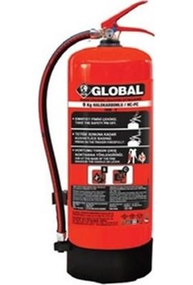 Global 9 kg Köpüklü Yangın Söndürme Cihazı
