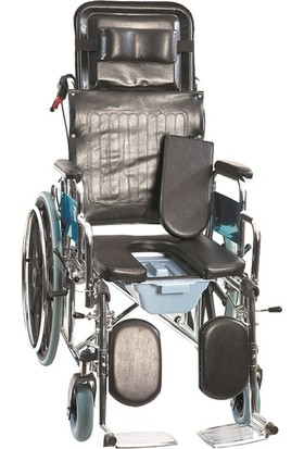 Golfi G124 Multi Fonksiyonel Tekerlekli Sandalye