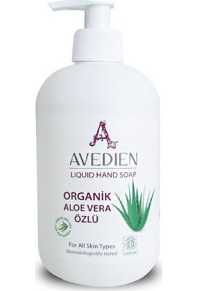 Avedien Organik Aloe Vera Özlü Sıvı El Sabunu 500ML