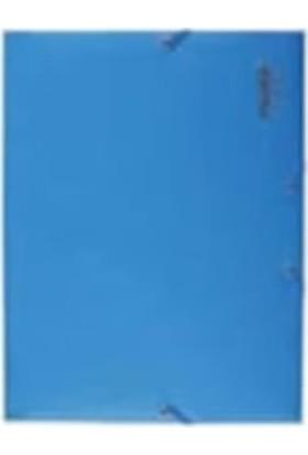 Fujika 915N Lastikli Dosya Mavi
