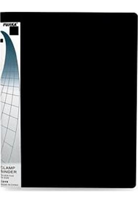 Fujika LG-315 Siyah Sıkıştırmalı ve Klipsli Dosya