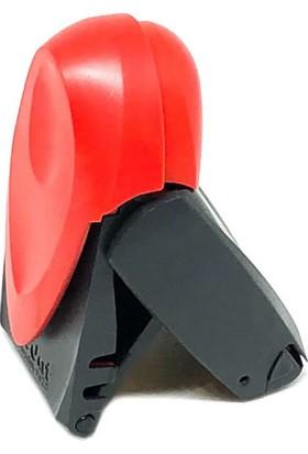 Trodat 9425 25X25 mm Kırmızı Cep Kaşesi