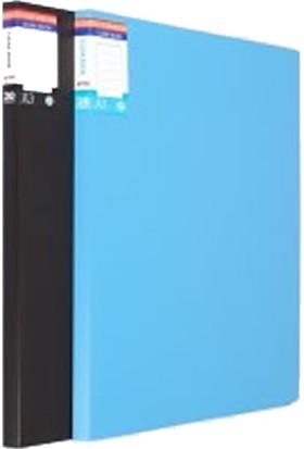 Yobo C1031 A4 40 Lı Yandan Sıkıştırmalı Sunum Dosyası