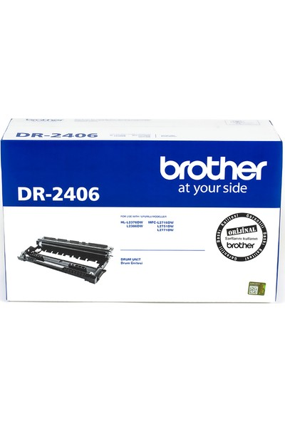 Brother DR-2406 Drum Ünitesi