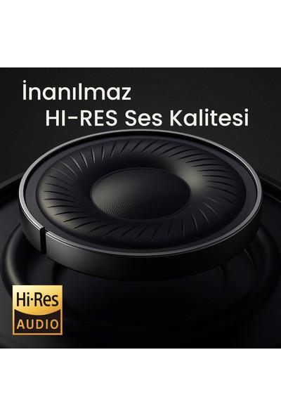 Anker Soundcore Life Q30 Bluetooth Kablosuz Kulaklık - Hibrit Aktif Gürültü Önleyici ANC - Siyah - A3028