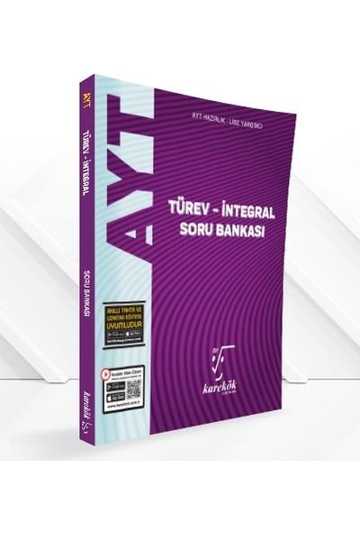 Karekök Yayınları AYT Türev-Integral Soru Bankası