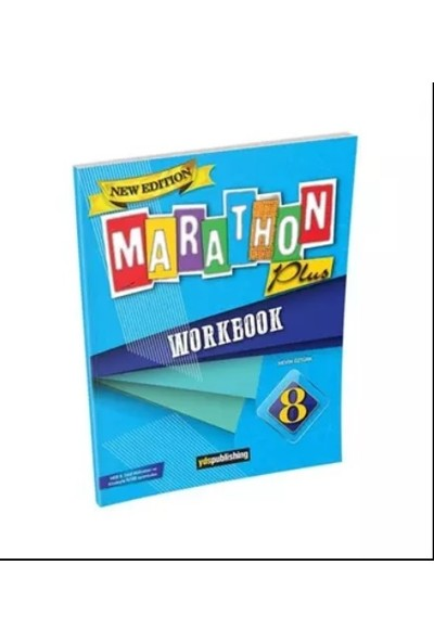 YDS Publishing Yayınları New Edition Marathon Plus 3 Reference Book