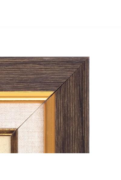 Istanbul Temalı 40.5 x 25.5 cm Yağlı Boya Tablo