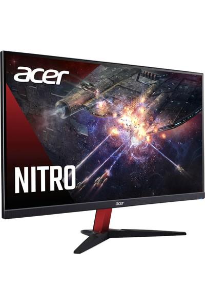 "Acer Nitro KG242YP 23,8"" 165Hz 0.5 ms (HDMI + Display) ZeroFrame FreeSync Full HD IPS LED HDR10 Monitör UM.QX2EE.P05"