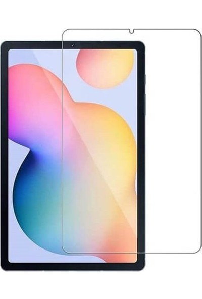 "TZ Samsung Galaxy Tab S6 Lite 10.4"" SM-P610 Temperli Ekran Koruyucu"