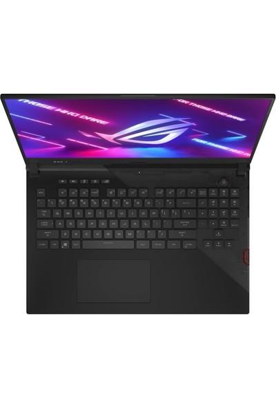 "Asus ROG Strix Scar 17 G733QS-HG027 Gaming AMD Ryzen 9 5900HX 16GB 1TB SSD RTX3080 Freedos 17.3"" FHD Taşınabilir Bilgisayar"