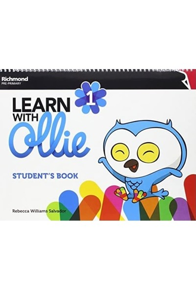 Learn With Ollie 1 Student's Book Revised Edition