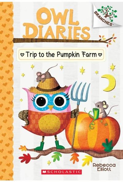 Owl Diaries 11: Trip To The Pumpkin Farm