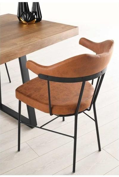 VRL Natura 135 Mutfak Masası Lima Sandalye Takımı