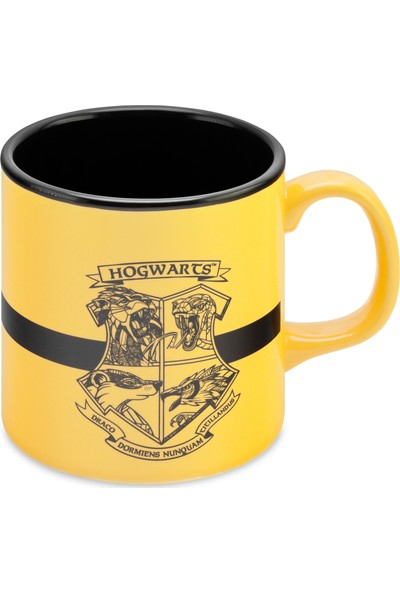 Mabbels Harry Potter Hufflepuff Logo Mug