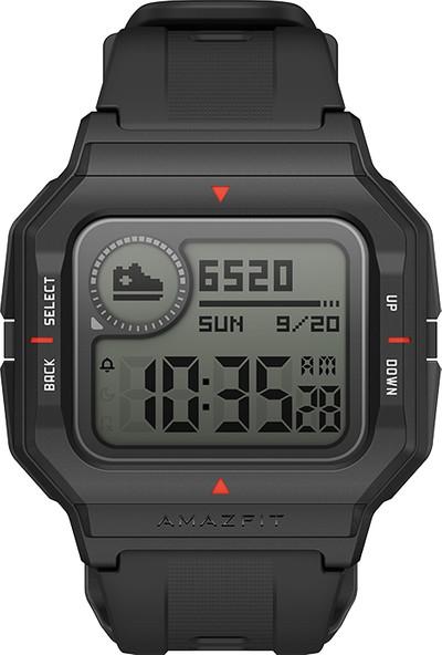 Amazfit Neo Retro Akıllı Saat Siyah