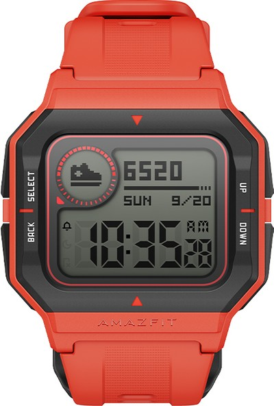 Amazfit Neo Retro Akıllı Saat Turuncu