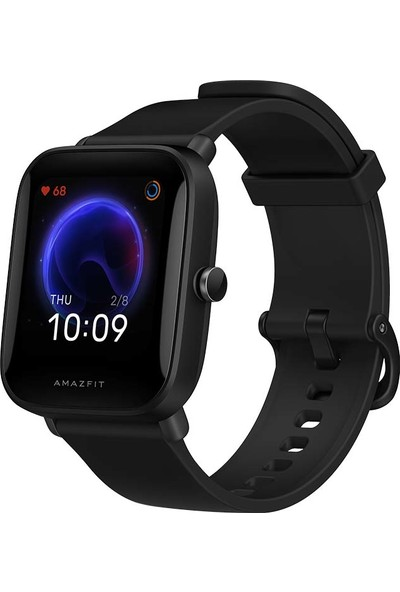 Amazfit Bip U Pro 40mm Akıllı Saat Siyah