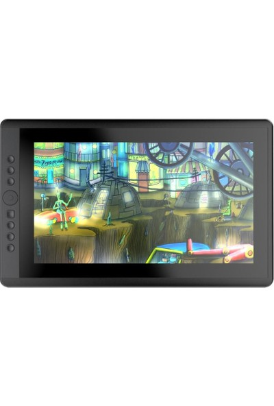 "Veikk Vk 1560 Pro 15.6"" IPS Hd Grafik Tablet"