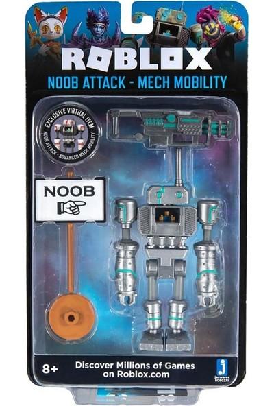 Roblox Imagination Figür Paketi RBL36000 - Noob Attack - Mech Mobility