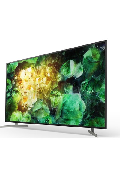 "Sony KD-49XH8196 49"" 124 Ekran Uydu Alıcılı 4K Ultra Hd Android Smart LED Tv"