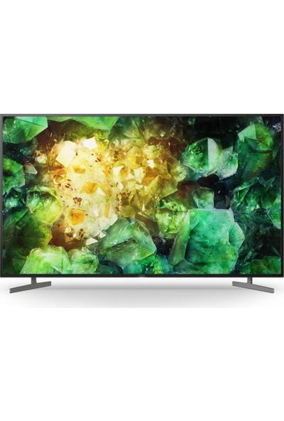 "Sony KD-65XH8196 65"" 165 Ekran Uydu Alıcılı 4K Ultra HD Android Smart LED TV"