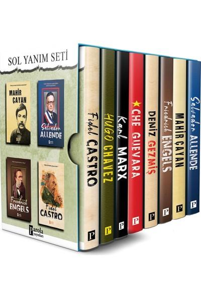 Parola Yayınları Sol Yanım Seti (8 Kitap) - Turan Tektaş