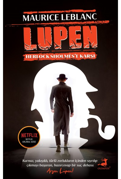 Arsen Lüpen Herlock Sholmès'e Karşı - Maurice Leblanc