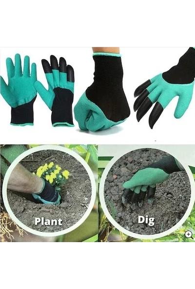 Cdd Garden Genie Gloves Toprak Kazma Bahçe Eldiveni Tırmıklı