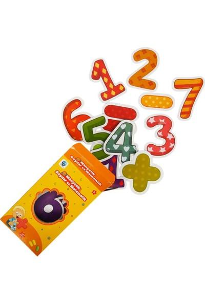 Smile Games Manyetik Sayılar ve Matematik