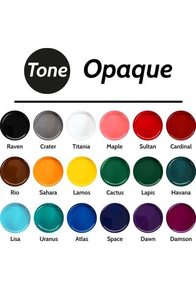Resinin Tone Opaque Sultan Opak Epoksi Pigment Renklendirici 35 Gr