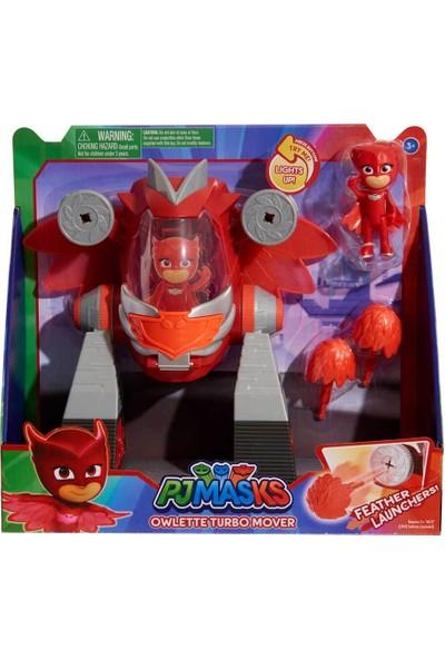 Pijamaskeliler Turbo Mover Araçlar PJMA2000 - Owlette
