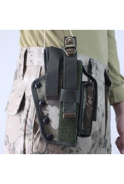 Istikamet Kara Kuvvetleri Komutanlığı Yeni Tip Kılıfı Şarjörlü
