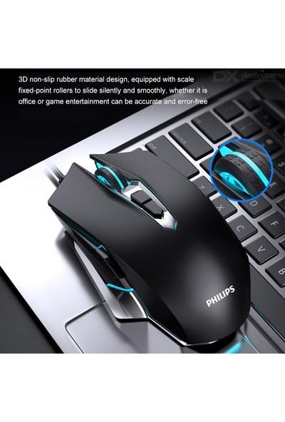 Philips G505 Rgb Gaming Mouse 7 Tuşlu 2400 Dpı