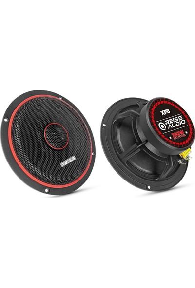 Reiss Audio Rs-Xf8 250 Watt Max POWER+125 Watt Rms POWER+20CM Oto Midrange - Adet