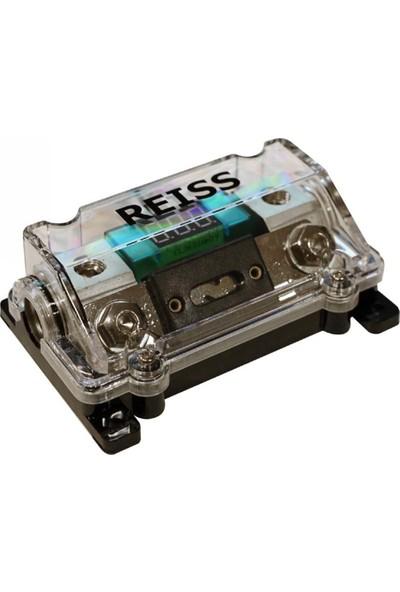 Reiss Audio Rs-Db4 2+1 Dağıtıcı Blok