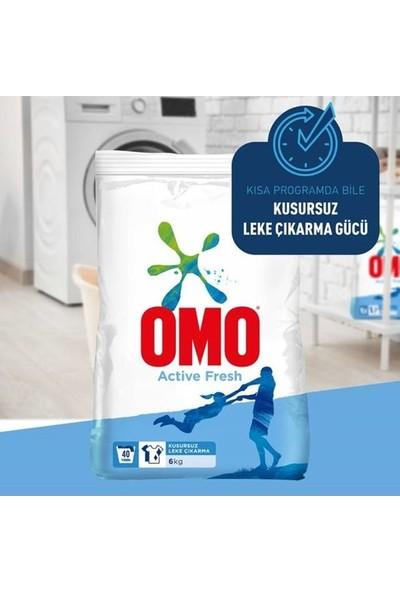 Omo Yoz Deterjan 6 kg