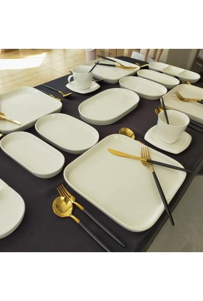 Seha Beyaz Seri Kahvaltı Takımı